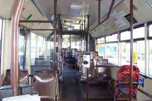 Overhaul of the articulated trolleybuses